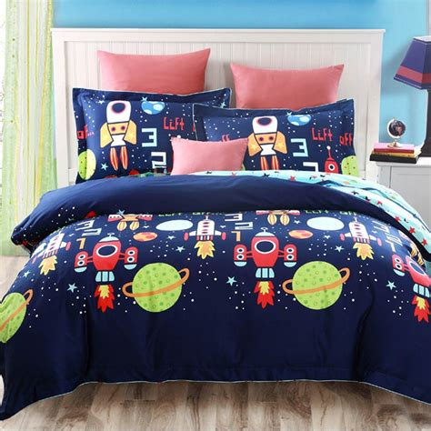 Space Bedding Sets Space Bedding