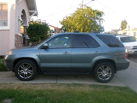 06 mdx with 19 quot wheel and 255 15 19 tires acura mdx