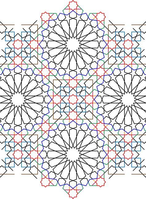 islamic pattern for illustrator dekeonline