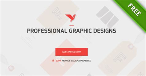 Sweepstakes Website Template - free modern contest website template free psd files