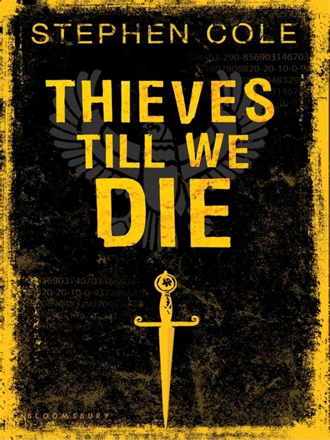 Novel You Till I Die thieves till we die navy general library program downloadable books