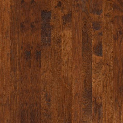western hardwood floor shaw western hickory saddle 3 4 in thick x 3 1 4 in wide