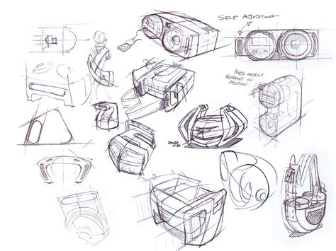 design sketch automotive industrial product and footwear design