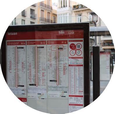 linea 72 autobus urbani di valencia emt emt valencia gli autobus urbani visitare valencia