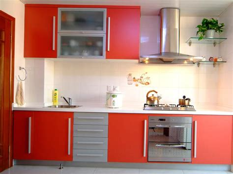 red cabinets in kitchen red kitchen cabinets casual cottage