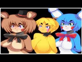 Animatronic boobs five nights in anime night 1 yourepeat