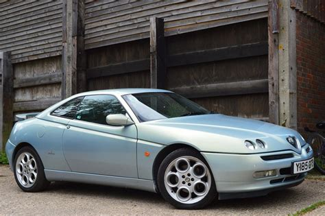 Alfa Romeo Gtv 2001 2001 Alfa Romeo Gtv For Sale Classic Cars For Sale Uk