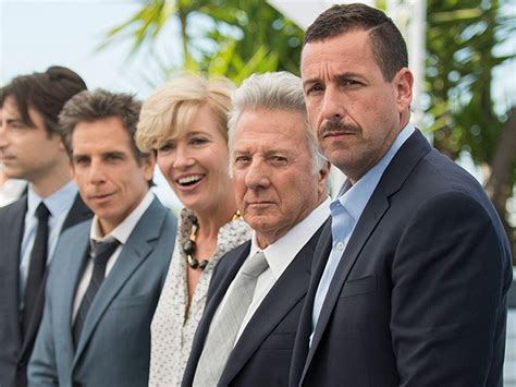 Cannes Buzz by Adam Sandler Draws Awards Buzz In Cannes With The