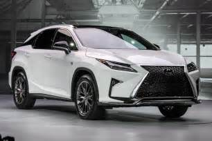 an early look at the 2016 lexus rx the lacarguy