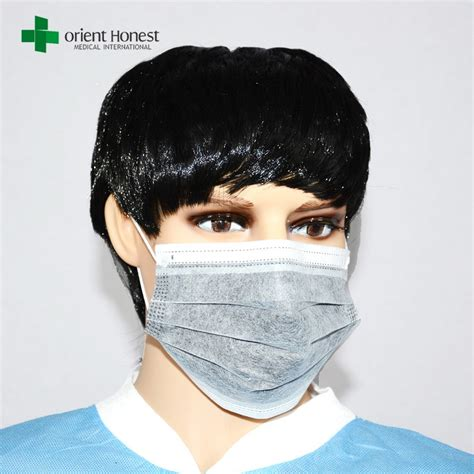 Masker Karbon pakai 4ply actived karbon masker wajah pakai karbon