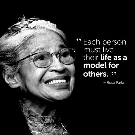 biography in context rosa parks inspirational quote by rosa parks motivations