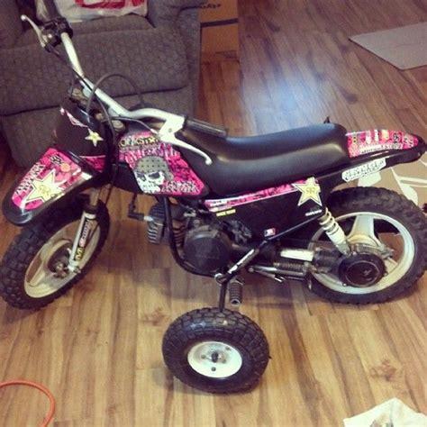 pink motocross bike mulisha mini troop pink dirt bike for the kids