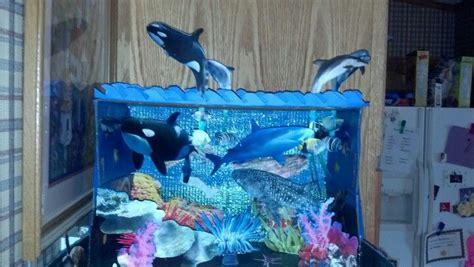 free printable ocean diorama 2nd grade ocean habitat diorama 2nd grade diorama