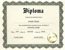 free diploma certificate template free college diploma templates geographics