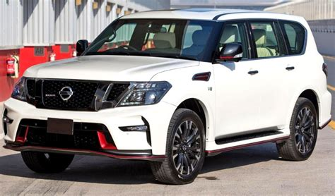 Nissan Y62 2020 2020 nissan patrol y62 exterior release date interior