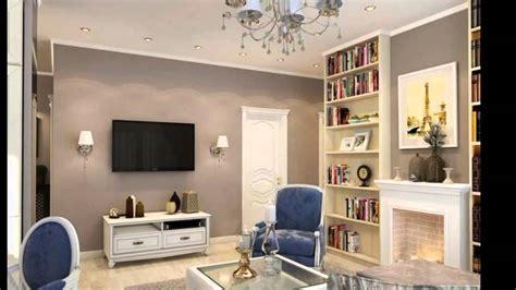 Wand Streichen Ideen Wohnzimmer
