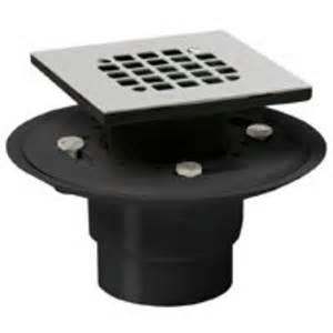 oatey oatey 42238 shower drain square abs 20 or 3 in