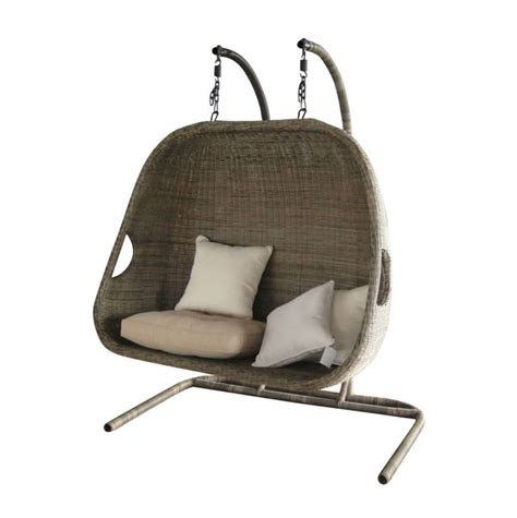 rattan chair swing double hanging swing chair with canopy used patio