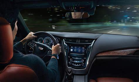 Cadillac Heads Up Display by Brett Berk