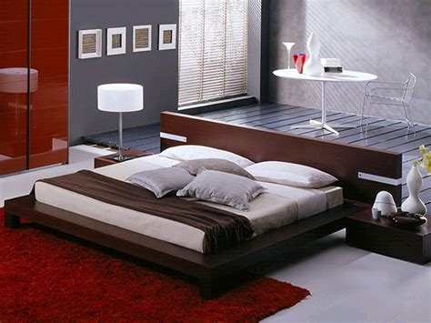 modern bedroom furnitures modern bedroom furniture that suitable with your style