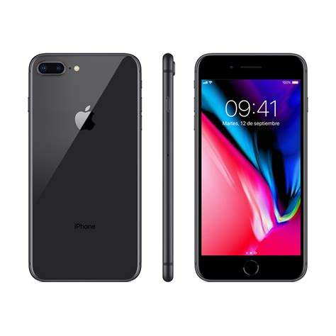 imagenes iphone 8 plus iphone 8 plus gris espacial 256gb