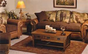 rustic livingroom furniture wilderness livingroom furniture by marshfield furniture