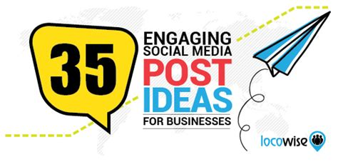 60 Day Mba Social Media Posts by 35 Engaging Social Media Post Ideas For Businesses
