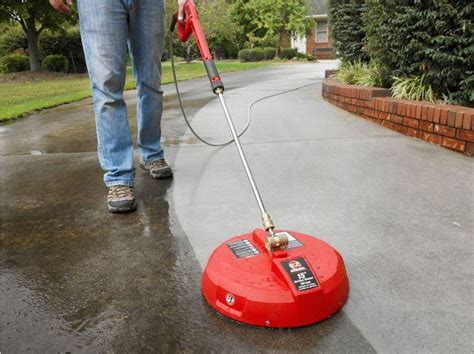 Patio Pressure Washer by Gas Surface Cleaner Patio Deck Driveway Poolside Pressure