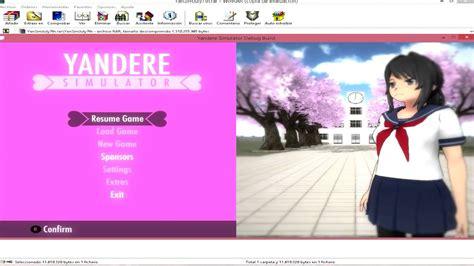 full version yandere simulator descargar e instalar yandere simulator full mega