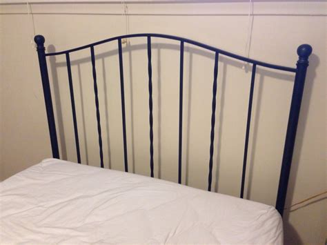 pottery barn iron bed letgo wrought iron pottery barn bed in east lansing mi