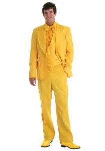 colored suits s yellow tuxedo