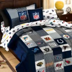 nfl nfl comforter set football league teams 3pc full queen