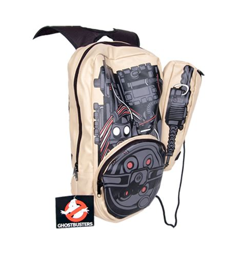 proton merchandise official ghostbusters proton pack backpack ebay