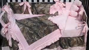Pink Camouflage Crib Bedding New Custom Made Crib Bedding Set Real Tree Camouflage Camo Pastel Pink Fabrics Ebay