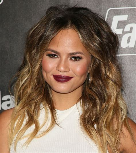 chrissy teigen hair color bronde hair colors for 2017 2019 haircuts