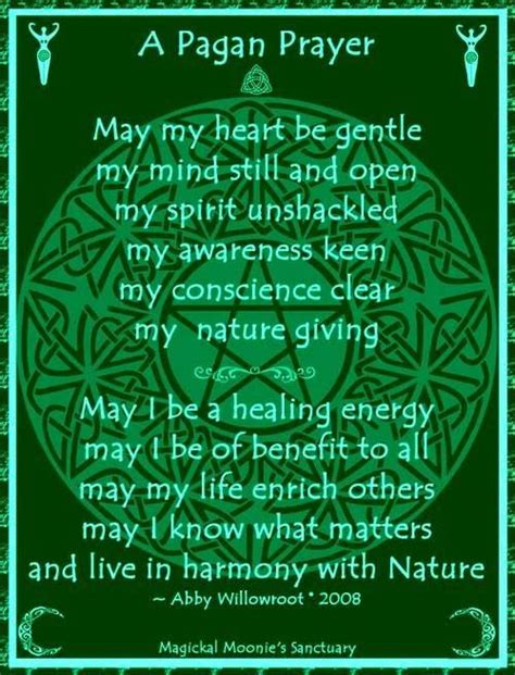 wiccan prayer 17 best images about pagan blessings prayers on
