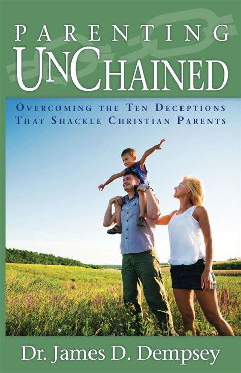 unchained books book review parenting unchained by dr d dempsey