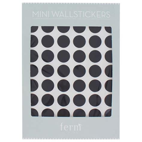 ferm wall stickers ferm living mini dots wall stickers alexandalexa