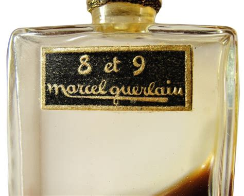 Parfum Im 8 marcel guerlain hughes guerlain 8 et 9 duftbeschreibung