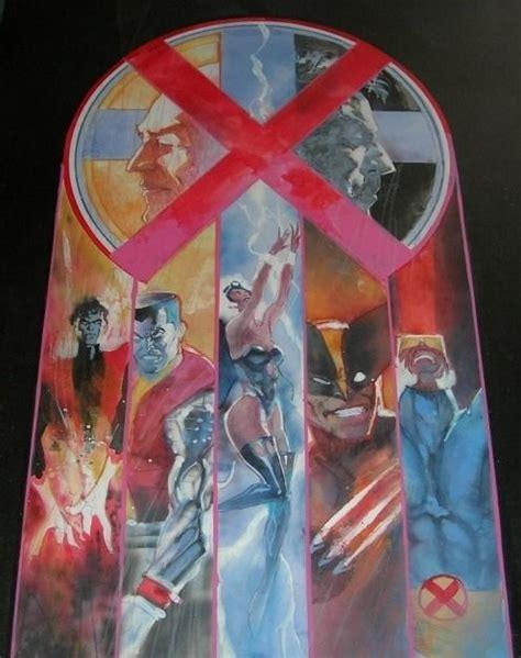 x god kills god kills tpb cover by bill sienkiewicz