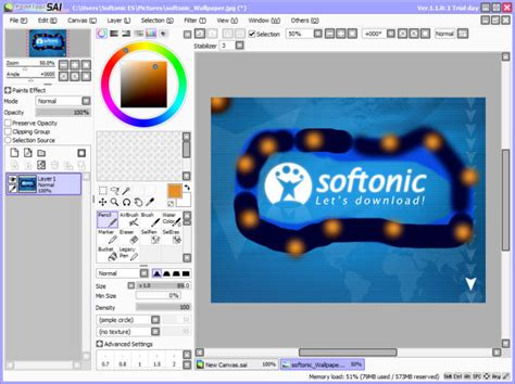 tool sai cho win xp painttool sai descargar