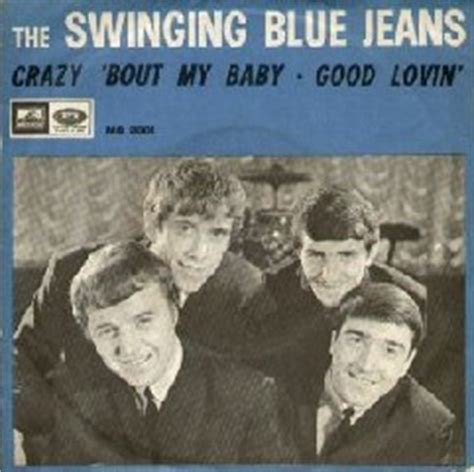 the swinging blue jeans the swinging blue jeans discography