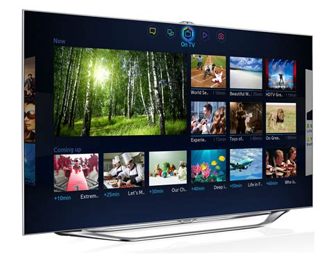 tv pictures sneak peek at samsung s 2013 smart tv platform flatpanelshd