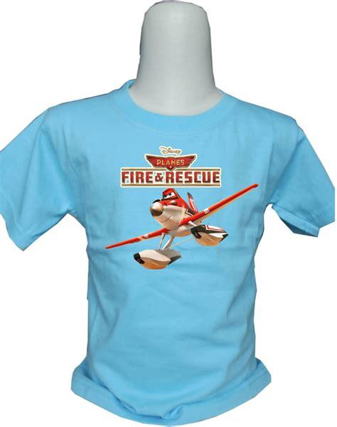 Kaos Fireevil 9 jual kaos plane and rescue size anak babyaholic tees