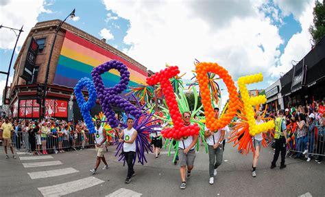 Pride Of pride parade at abc news archive at