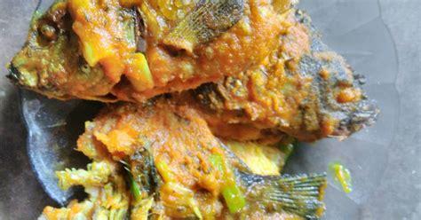 Minyak Goreng Ikan Bandeng resep ikan goreng bumbu kuning oleh nurul ismayanti