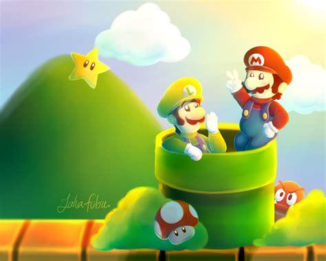 Mario Bros 30 mario bros 30th anniversary by jaha fubu on deviantart