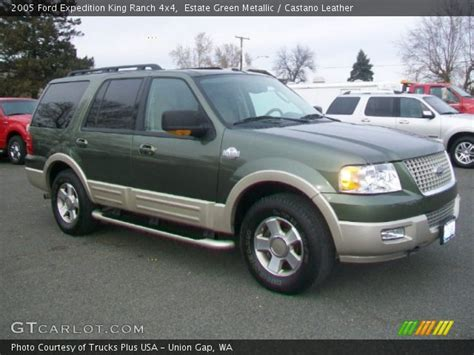 2005 ford expedition king ranch estate green metallic 2005 ford expedition king ranch