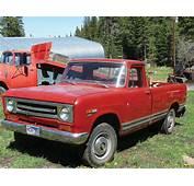 1969 International 1200 4X4 Pickup  Classic
