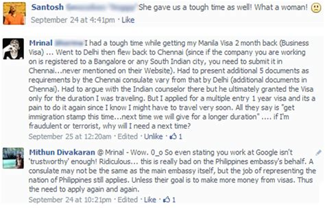 Exle Letter To Us Embassy Manila The Crap I Went Through To Get A Philippines Tourist Visa This Time